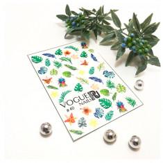 Vogue Nails, Слайдер-дизайн №40
