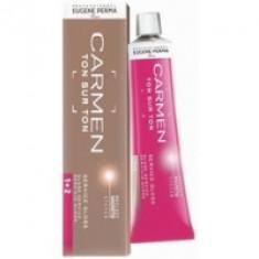 Eugene Perma Carmen Ton Sur Ton Gloss G.00 - Краска для волос с эффектом глянцевого блеска, натуральный, 60 мл
