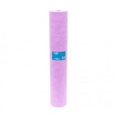 White line, Простыня в рулоне 70x200 см, розовый SS, 100 шт.