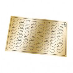 Freedecor, Металлизированные наклейки №187, золото