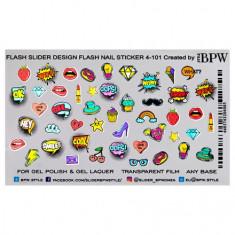 BPW.style, Слайдер-дизайн WTF! №4-101