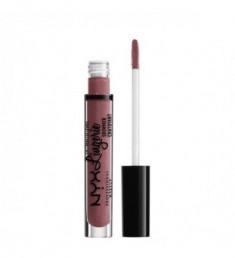 NYX PROFESSIONAL MAKEUP Блеск для губ Lip Lingerie Shimmer - Honeymoon 07