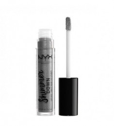 NYX PROFESSIONAL MAKEUP Шиммер для губ Shimmer Down Lip Veil-goth Love 10