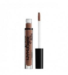 NYX PROFESSIONAL MAKEUP Блеск для губ Lip Lingerie Glitter - Sable 05