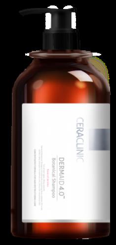 Шампунь для волос РАСТИТЕЛЬНЫЙ EVAS CERACLINIC Dermaid 4.0 Botanical Shampoo 1000 мл