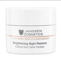 Janssen Осветляющий ночной крем Brightening Night Care 50мл