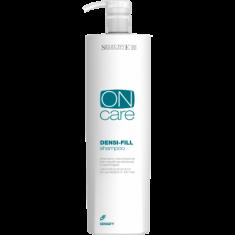 Шампунь филлер для поврежденных, тонких волос SELECTIVE Professional ON CARE Densify Densi-fill Shampoo 1000 мл