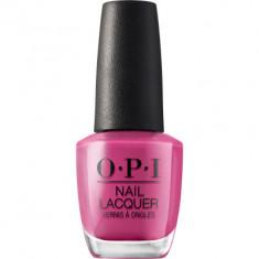 Лак для ногтей OPI LISBON NLF81 No Turning Back From Pink Street 15 мл