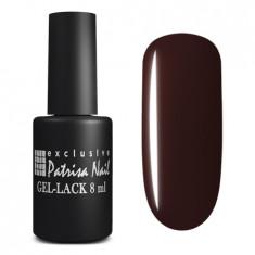 PATRISA NAIL 184 гель-лак для ногтей, глубокие темные оттенки / Axios Gel 8 мл
