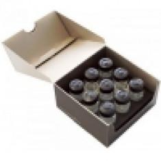 Nook Instant Reconstruction - Интенсивный уход Секретное снадобье с маслом Арганы и Кератином, 9х10 мл