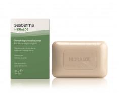 SESDERMA Мыло твердое на основе алоэ вера для лица / HIDRALOE Dermatological soapless soap 100 г