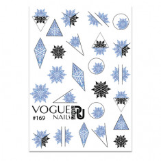Vogue Nails, Слайдер-дизайн №169