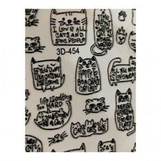AnnaTkacheva,3D-слайдерCrystal№454 «Животные. Кошки» Anna Tkacheva