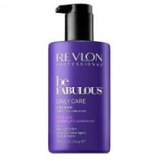 Revlon Professional Be Fabulous C.R.E.A.M. Conditioner For Fine Hair - Кондиционер для тонких волос, 750 мл