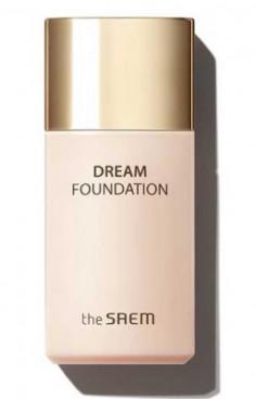 Тональная основа THE SAEM Dream Foundation N23 35г