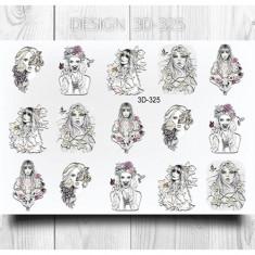 AnnaTkacheva,3D-слайдер№325 «Девушки» Anna Tkacheva