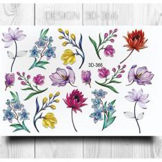 AnnaTkacheva,3D-слайдер№366 «Цветы. Листья» Anna Tkacheva