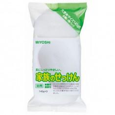 мыло на основе натуральных компонентов miyoshi additive free soap bar