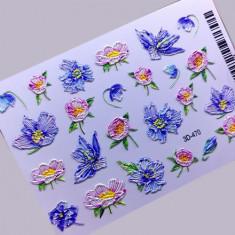 AnnaTkacheva,3D-слайдер№470 «Цветы. Цветочки» Anna Tkacheva