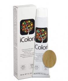 KAYPRO 9 краска для волос, экстра светлый блондин / ICOLORI 90 мл