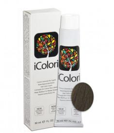 KAYPRO 6/2 краска для волос, темно-матовый коричневый / ICOLORI 90 мл