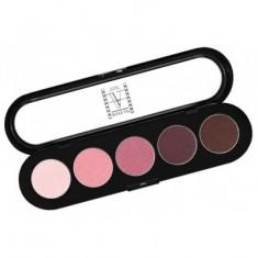 Палитра теней, 5 цветов Make-Up Atelier Paris T13 розово-вишневые тона