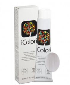 KAYPRO 10.11 краска для волос, ледяной платиновый блонд / ICOLORI 90 мл