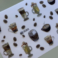 AnnaTkacheva,3D-слайдерCrystalHT№203 «Напитки» Anna Tkacheva