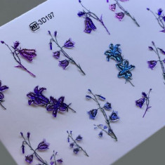AnnaTkacheva,3D-слайдерCrystalHT№197 «Цветы. Цветочки» Anna Tkacheva