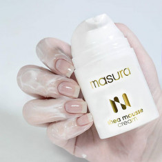 Masura, Крем-мусс с маслом ши для рук, 50 мл