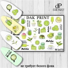 Dak Print, Слайдер-дизайн №1473