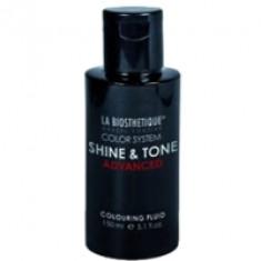 La Biosthetique Shine and Tone Gold - Краситель прямой тонирующий, тон 3 золотистый, 150 мл