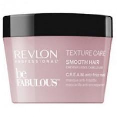 Revlon Professional Be Fabulous C.R.E.A.M. Anti-Freez Mask - Дисциплинирующая маска, 200 мл