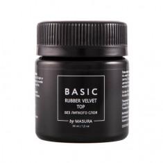 Masura, Топ Basic Rubber Velvet, 35 мл
