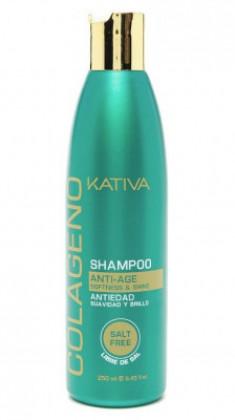 Коллагеновый шампунь для всех типов волос Kativa COLAGENO 250мл