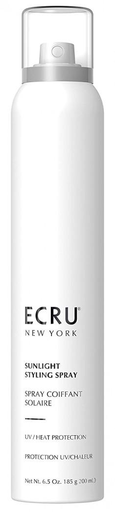 ECRU New York Лак сухой подвижной фиксации / Sunlight Styling Spray 200 мл