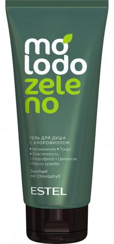 ESTEL PROFESSIONAL Гель с хлорофиллом для душа / Molodo Zeleno 200 мл