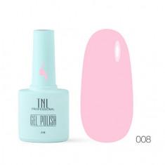 TNL, Гель-лак «8 чувств» №008, Розовый фламинго TNL Professional