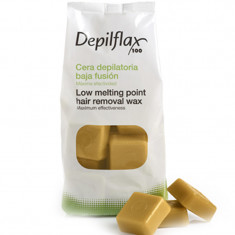 Depilflax воск горячий в дисках натуральный 1кг