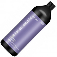 Matrix total results color obsessed so silver shampoo - шампунь для нейтрализации желтизны, 1000 мл