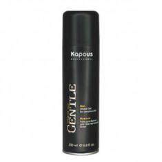 Мужской гель с охлаждающим эффектом для бритья для чувствительной кожи, 200 мл (Kapous Professional)