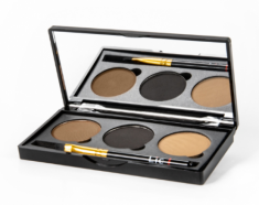 Набор теней для бровей Lic Professional eyebrow set 01 Wild savanna