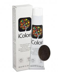 KAYPRO 4.3 краска для волос, каштановый золотистый / ICOLORI 90 мл