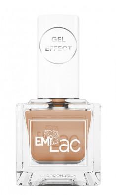 E.MI 011 лак ультрастойкий для ногтей, Кленовый сахар / Gel Effect 9 мл