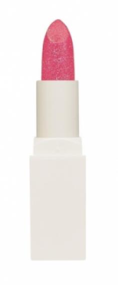 Матовая помада для губ с частицами блёсток Holika Holika Crystal Crush Lipstick 02 Stunning Pink 3,3 г