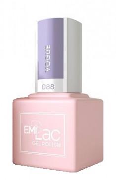 E.MI 088 SC гель-лак для ногтей, Вог / E.MiLac 6 мл