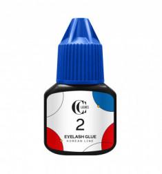 Клей для наращивания ресниц CC Lashes 2 Eyelash glue Korean line 5 г