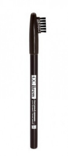 Контурный карандаш для бровей СС Brow brow pencil 03 dark brown CC Brow