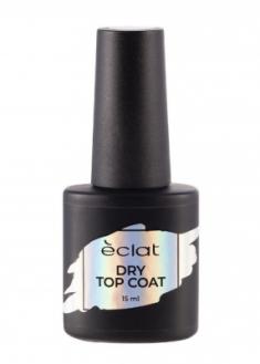 Верхнее покрытие без липкого слоя ECLAT Top Coat No Wipe 15мл