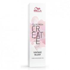 Wella Color Fresh Create оттеночная краска Винтажный румянец 60мл